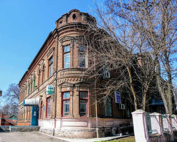 Слов'янськ. Перша міська лікарня. 1900 р Хірургічне відділення