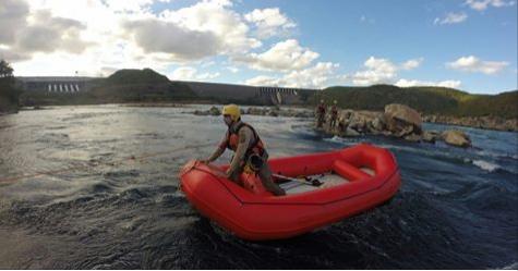 Há 40 dias, Bombeiros de Alagoas fez treinamento em local onde Montagner se afogou
