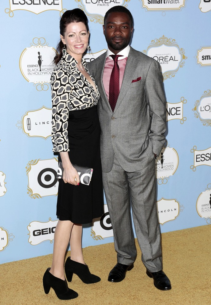 Couple Love - David Oyelowo and Wife on the Red Carpet