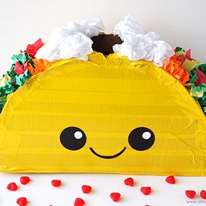 Taco Valentine Box