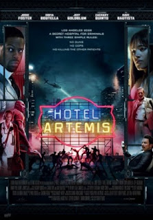 HOTEL ARTEMIS 2018