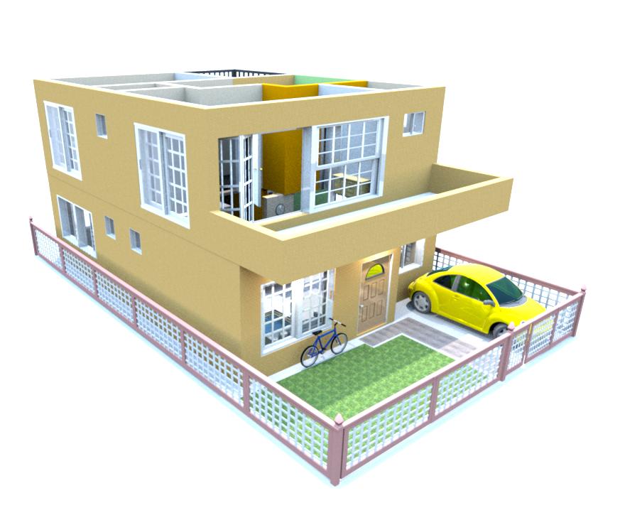 โปรแกรมออกแบบบ้าน Sweet Home 3D