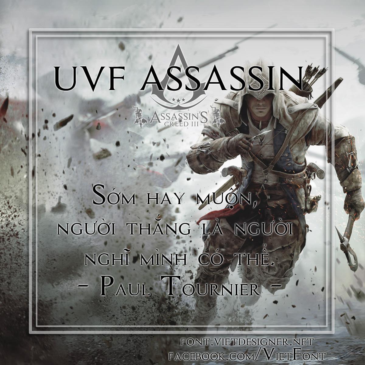 UVF Assassin