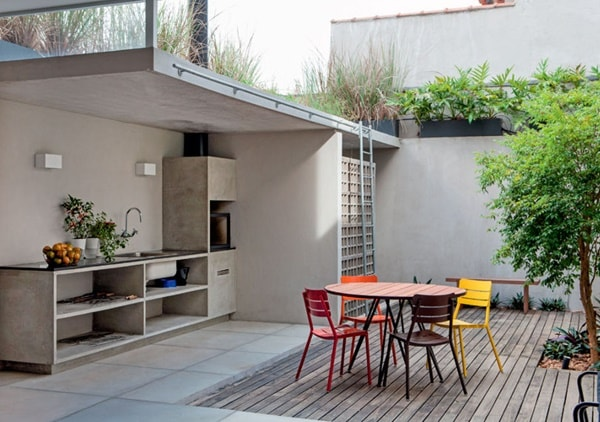 7 Great Ideas For Outdoor Kitchens - Eat Outdoors With Family 5