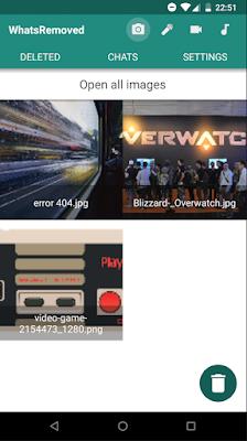 برنامج رائع لإستعادة الرسائل و الصور و الفيديوهات WhatsRemoved
