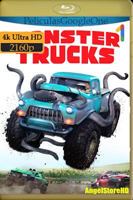 Monster Trucks (2016) [4K UHD [HDR] [Latino-Inglés-Castellano] [GoogleDrive] – By AngelStoreHD