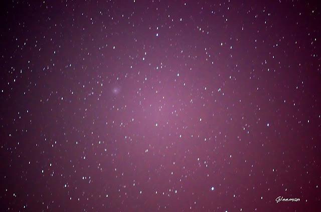 M101 風車星系 Pentax k5+O-GPS1 w/DA*200 LPS-P2, ISO1600 F2.8 90s