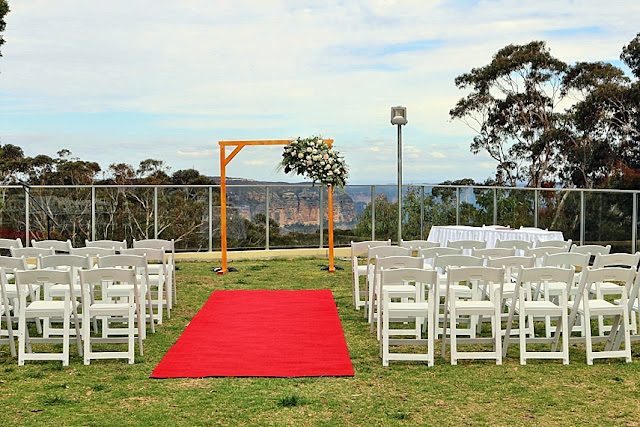 Wedding Ceremony & Reception | 7 October 2017 | Hanyip & Jeremy Workman | Fairmont Resort, Leura, Blue Mountains