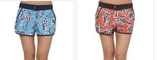 shorts triumph