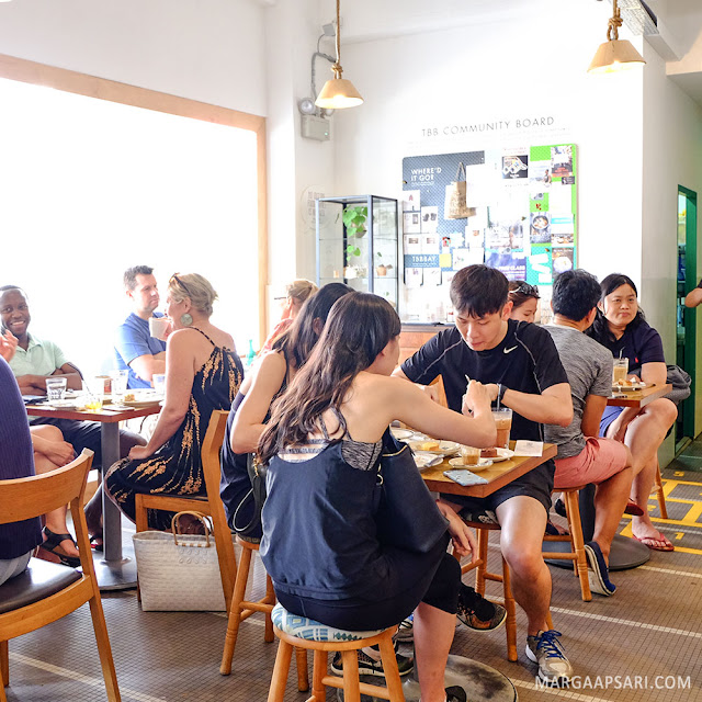 Tiong Bahru Bakery Singapore