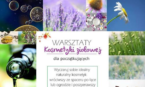 Warsztaty Kosmetyki Ziołowej 7-8 Października