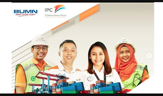 Rekrutmen pelabuhan indonesia II 2018