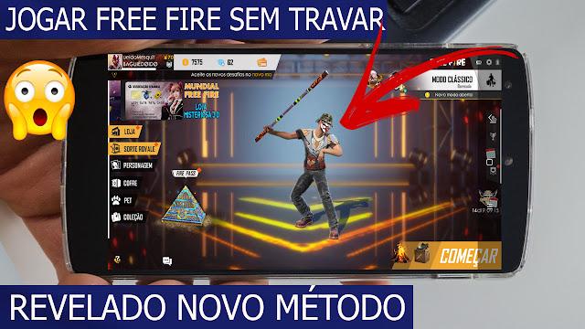 free fire no celular