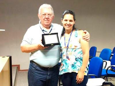 Especial dia dos pais: conheça a história do Claiton e da Fernanda, pai e filha que trabalharam juntos na CPRM