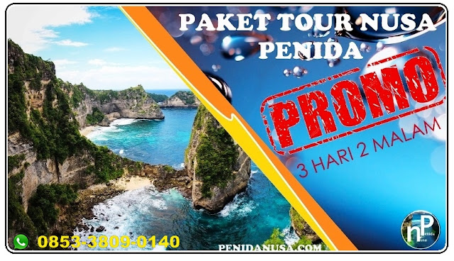 Nusa Penida 3 hari