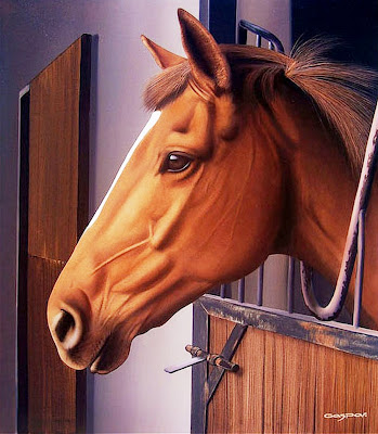 caballos-oleo