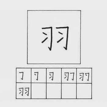 kanji bulu