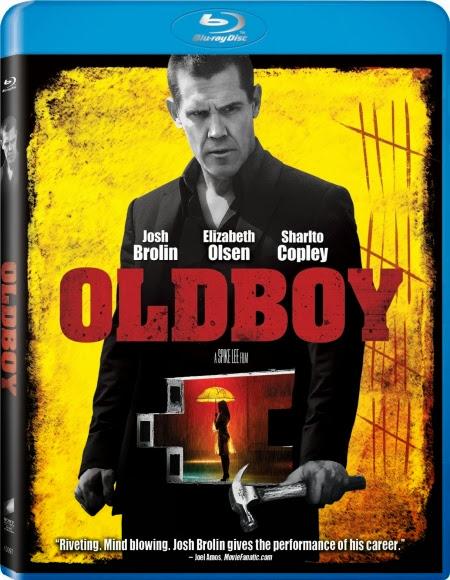Oldboy 2013 720p BRRip 750mb