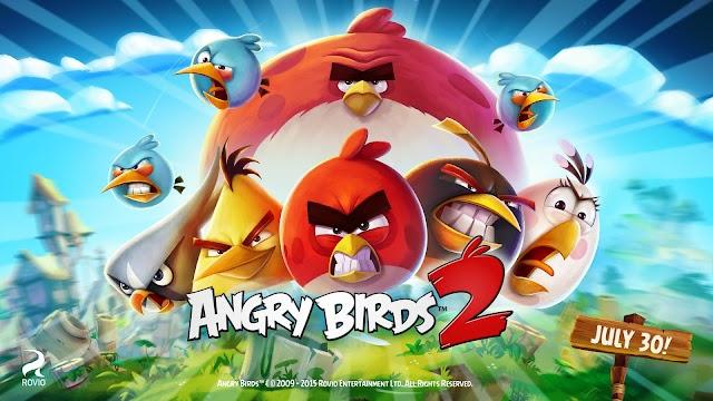 Angry Birds 2 v2.25.1 Apk Mod+Obb [Gemas Infnitas]