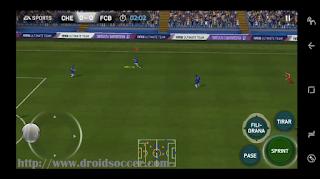 Download FIFA14 Mod FIFA18 by Choko Apk + Obb