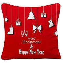 Christmas & Happy NewYear Cushion