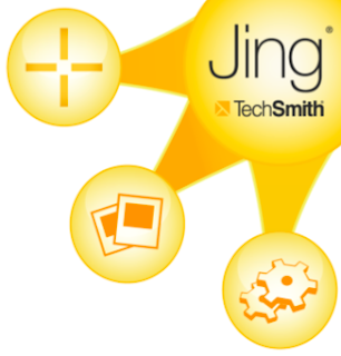 Jing screen recorder.
