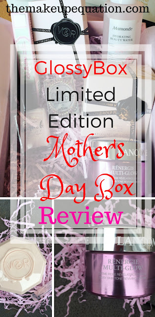 GlossyBox Mothers Day Limited Edition 2018 GlossyBox