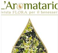 Logo Richiedi la copia omaggio L'Aromatario rivista prodotti erboristici Flora