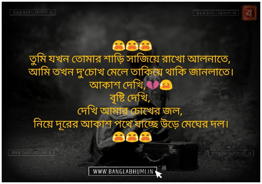 Whatsapp & Facebook Bangla Sad Love Shayari Status Download & share