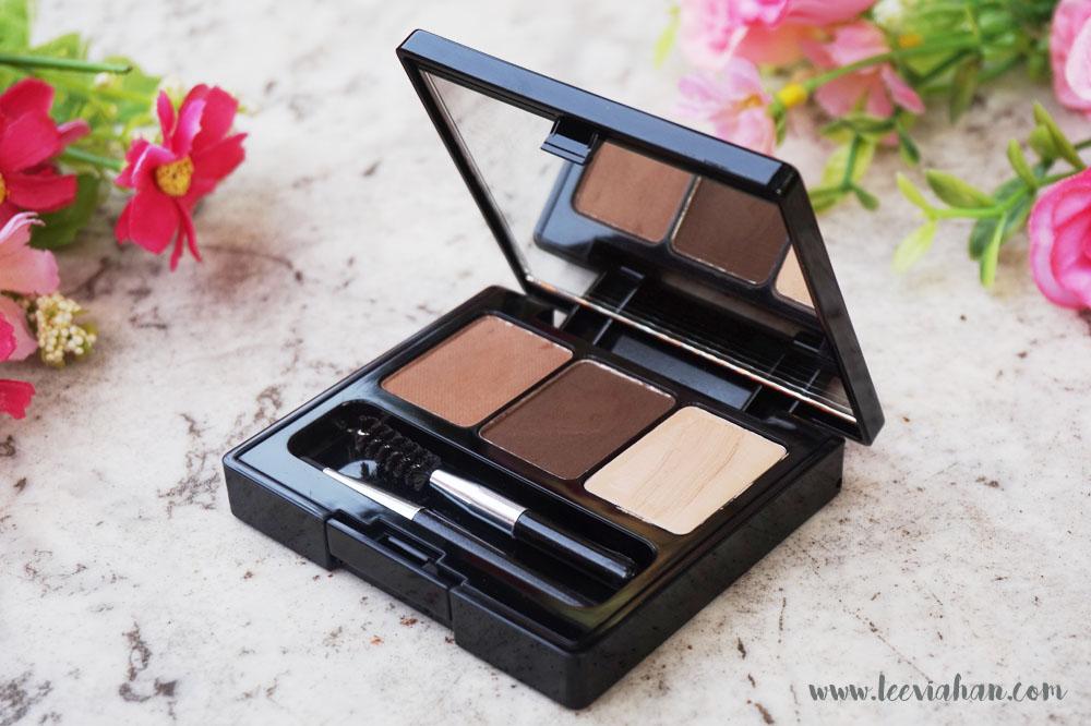 Beauty Blogger Indonesia By Lee Via Han Make Over Eyebrow