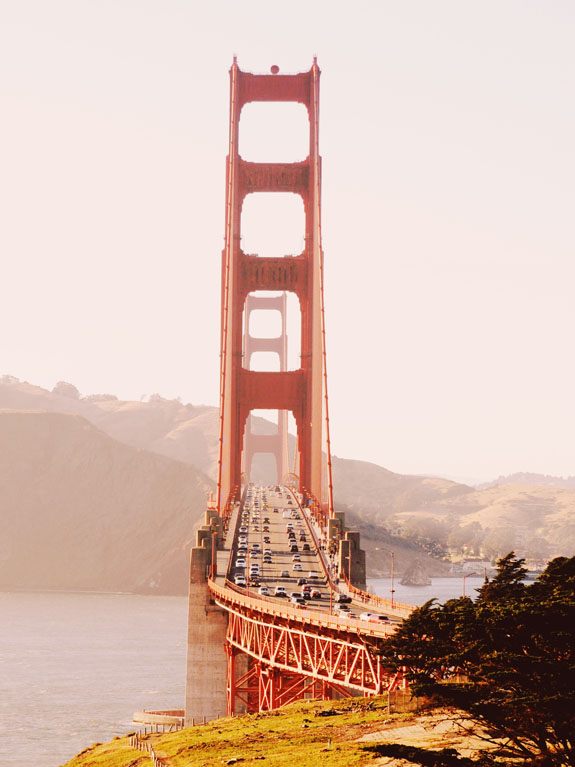 best views of the golden gate bridge coastal trail