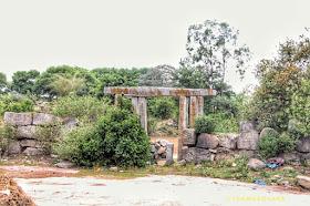 Kurudumale Fort, Karnataka
