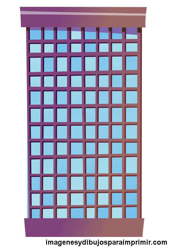 Dibujos de edificios para imprimir imagenes y dibujos - Dibujos en colores para imprimir ...