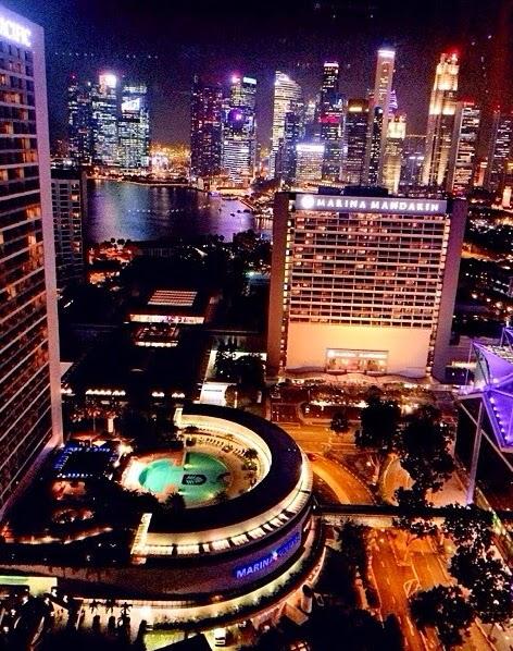 vacation singapore