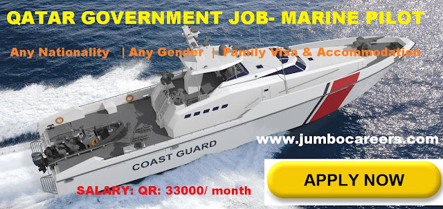 . Marine pilot salary in Qatar.