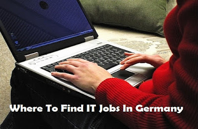 Where To Find IT Jobs In Germany