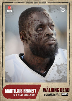 NFL Players Turned Walkers
