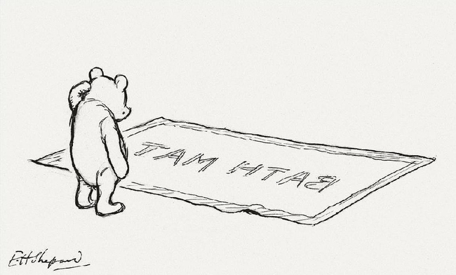 "15 Incredibly Wise Truths We Learned From Winnie The Pooh - ""If there ever comes a day when we can't be together keep me in your heart. I'll stay there forever."""