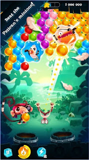 Download Monkey Pop Bubble Game Android