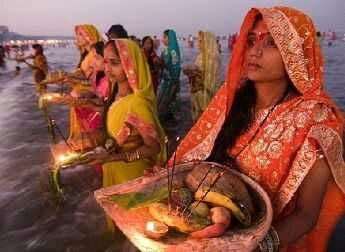 2017 Chhat Puja Dates in India