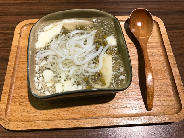 櫟櫟日式輕甜湯(市府總店)~桃園市政府商圈甜湯