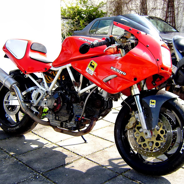 Ducati 900SL Superlight #474