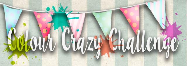 Colour Crazy Craft Challenge