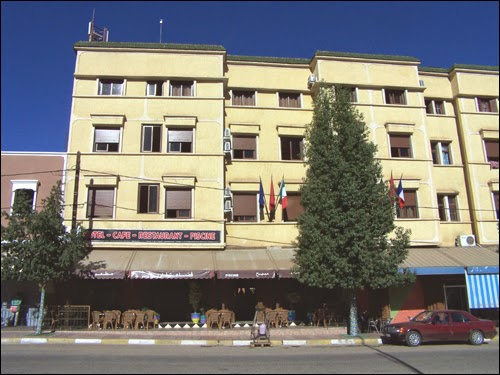 Hôtel Espace Tifawine à Tafraout