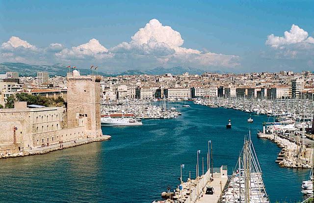 Pontos Turísticos de Marselha