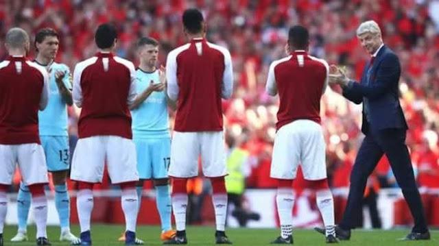 Arsenal Tumbangkan Burnley Dengan Skor Telak 5-0