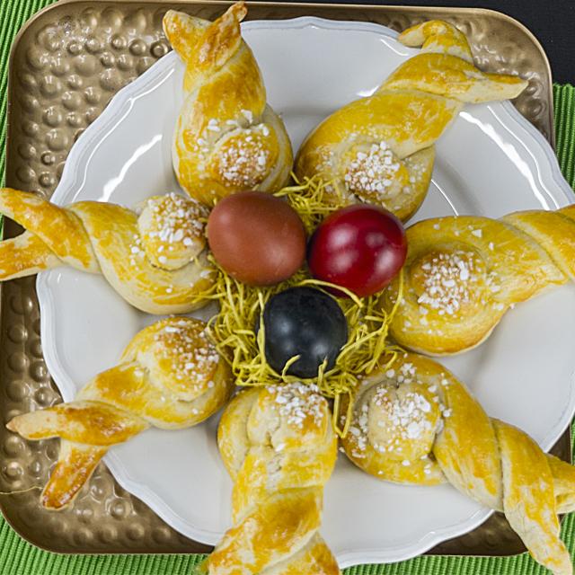 húsvéti nyuszikalács
