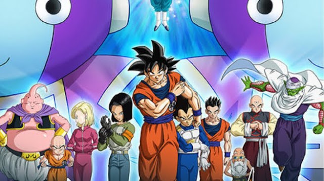 universe survival arc, dragon ball super