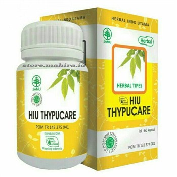 HIU THYPUCARE - Herbal Penyakit Tipes