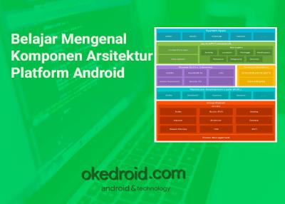 yakni salah satu sistem operasi mobile yang bersifat  Belajar Mengenal Komponen Arsitektur Platform Android